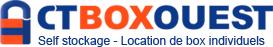 CT BOX OUEST, Garde Meuble et box de stockage à Nantes Logo